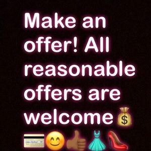 Make an offer! 😊